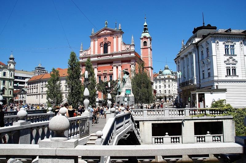 Postati resident Slovenije možete zbog toga što su porezi u državi znatno manji od nekih ostalih članica Europske unije