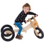 Bicikl bez pedala je idealan za djecu