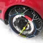 Prilagodite brzinu pri vožnji s lancima za snijeg