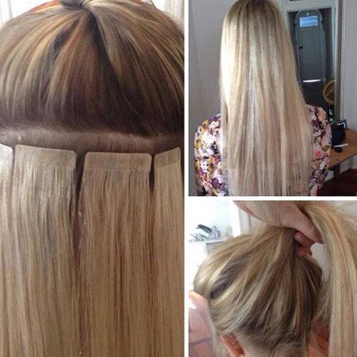 Umetci za kosu su odličan izbor za osobe koje nemaju puno vremena za sređivanje frizure